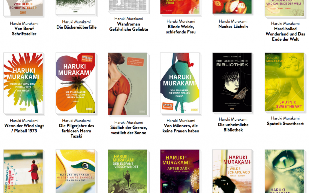 """Warum und wie wird einer Schrifsteller? – Haruki Murakamis Buch """"Von Beruf Schriftsteller"""""""